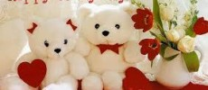 Book online Teddy delivery On this Teddy Day