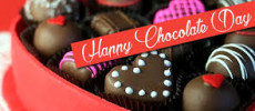 Calebration of Chocolate Day from onlinecake.in